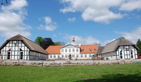 Gourmetmiddag og kokkeskole på Fladbro Kro
