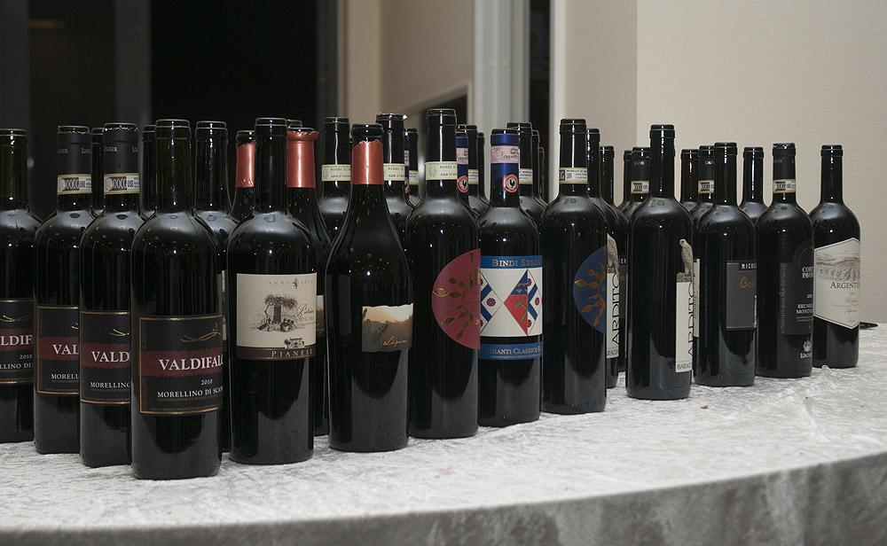 Toscavini vinene