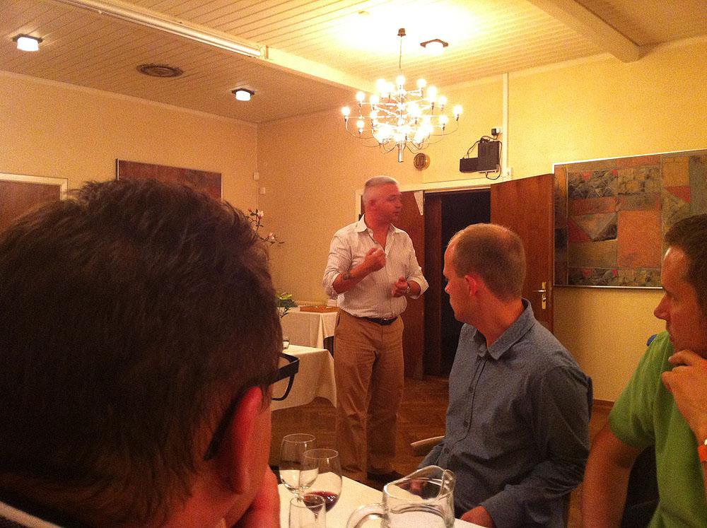 KK Wine fortæller om amerikanske vine