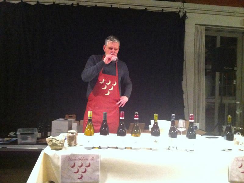 Robert fra Vinbutikken
