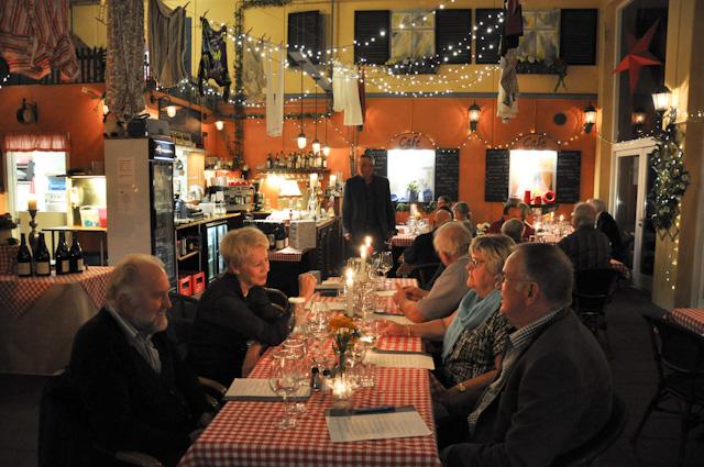Vinova på Cafe Jens Otto 12