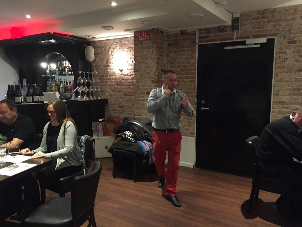 Divine spansk smagning med D'Wine på Café K 2