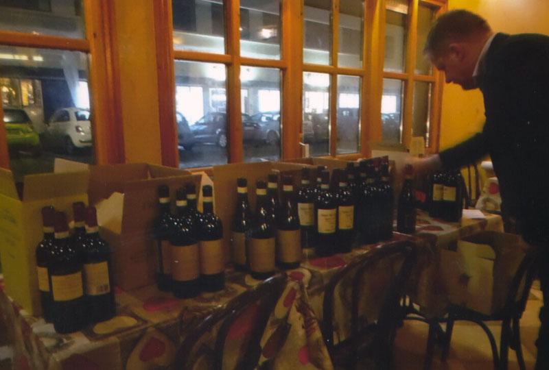 Veneto vine kontrolleres af Flemming O