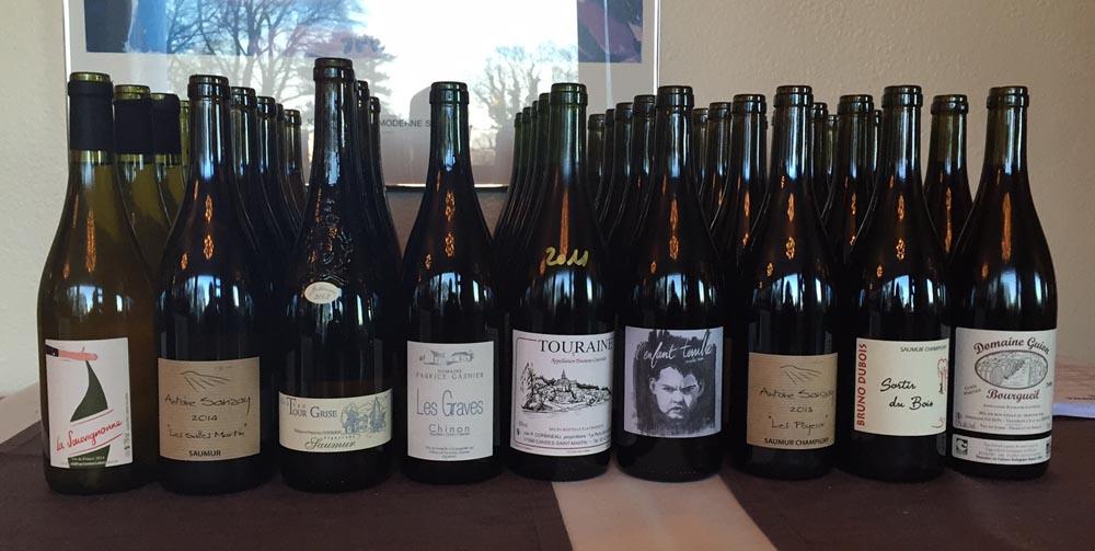 Loire vinene
