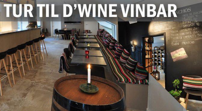 Smagning hos D'Wine –  et stykke af Spanien i Ålborg (2)