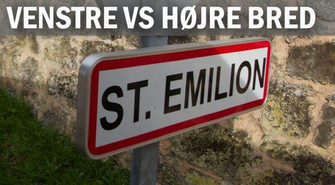 Bordeaux … Medoc mod Saint-Emilion, en battle  mellem venstre og højre bred (4)