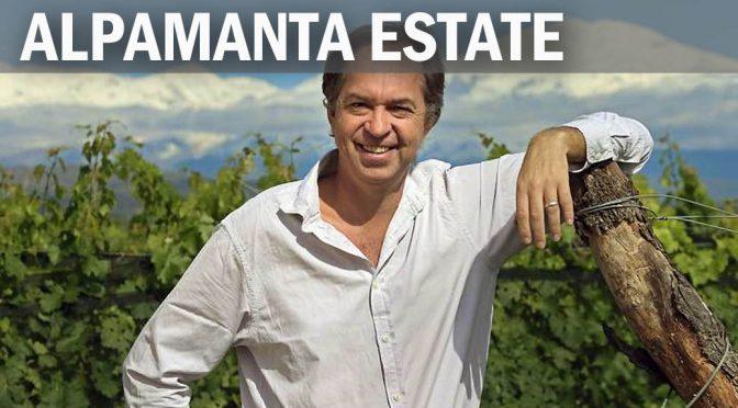 Dansk/østrigeren Andrej Razumovsky præsenterer egne vine fra Alpamanta Estate i Mendoza, Argentina (2)