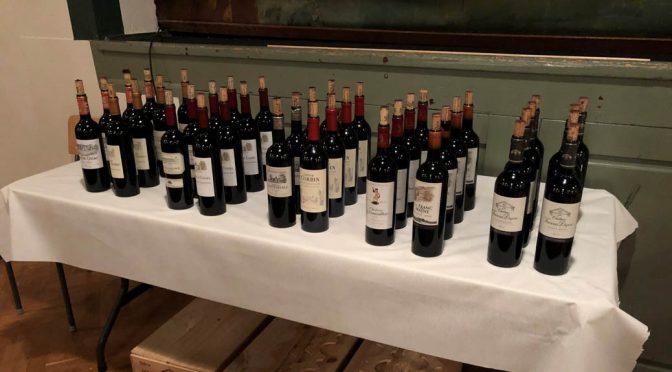 Bordeaux vine i landlig idyl i Albæk ved laughets Bordeauxspecialist Bernt Nielsen