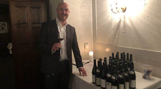 Rhône med post … sikke et arsenal af vine fra M. Charpoutier