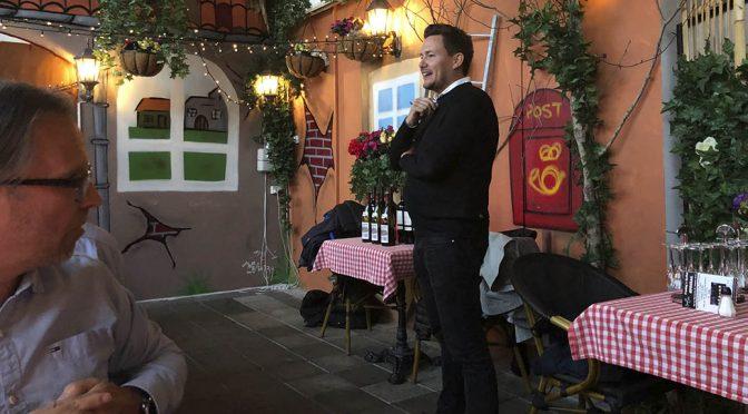 En eksklusiv spansk smagning med Theis Vine
