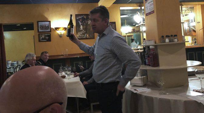 Lesedi Wines præsenterede sydafrikanske vine på McAle