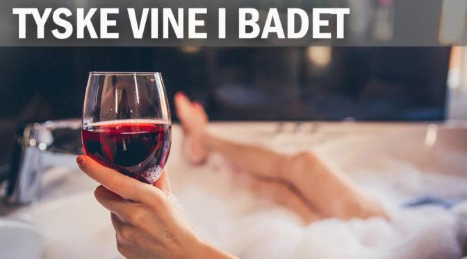 Tysk inspirationsaften … tysk vin på badeværelset (3)