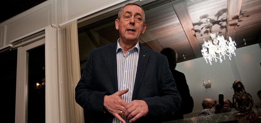 Leif Bundgaard fortæller om Alsace