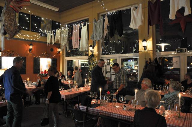 Vinova på Cafe Jens Otto 08