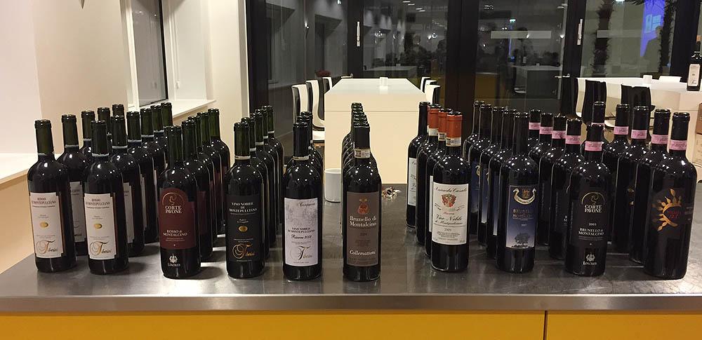 Brunello mod Vino Nobile