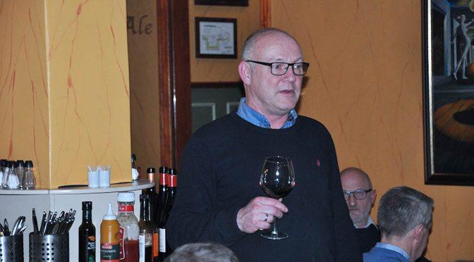 La Rioja med Laudrup Vine på McAle