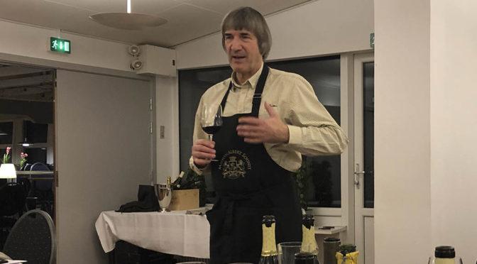 Fabelagtig burgundisk Winemakers Dinner med Knud Kjellerup på Funder