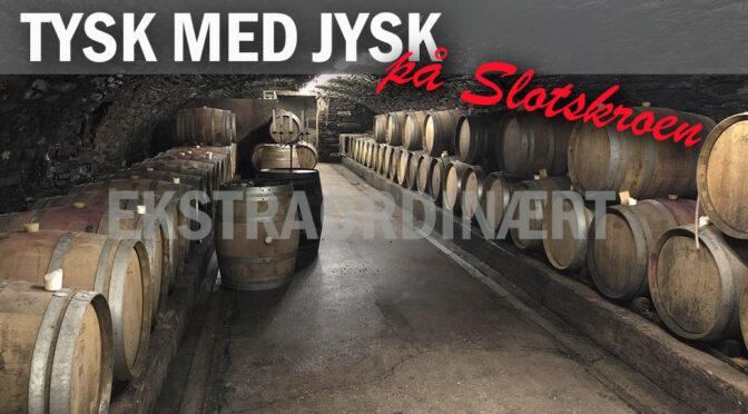 Genåbning – Jysk Vin præsenterer tyske vine på Slotskroen